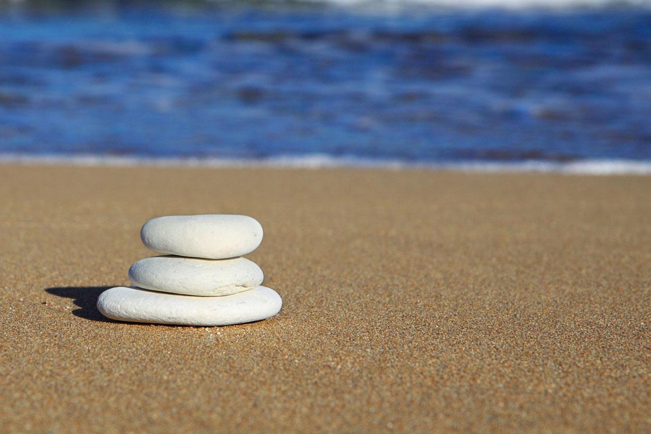zen-galet-pierre-mer-océan