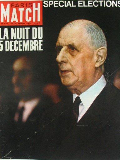 de Gaulle 1965