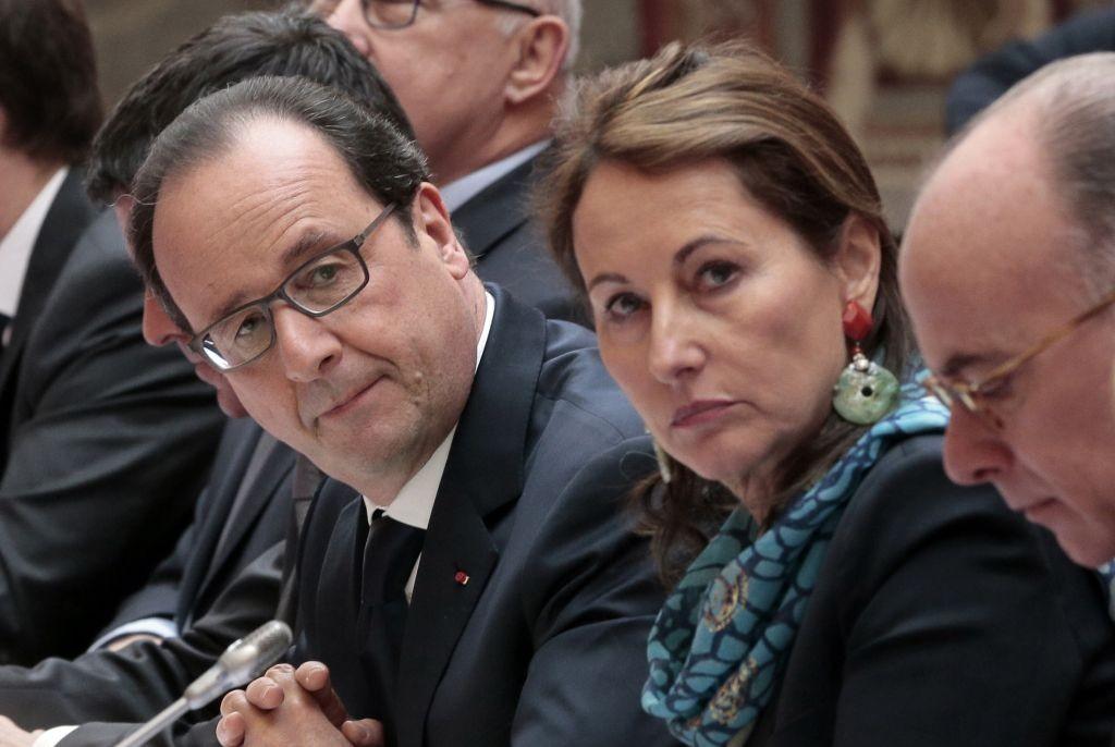 Ségolène Royal François Hollande Cuba