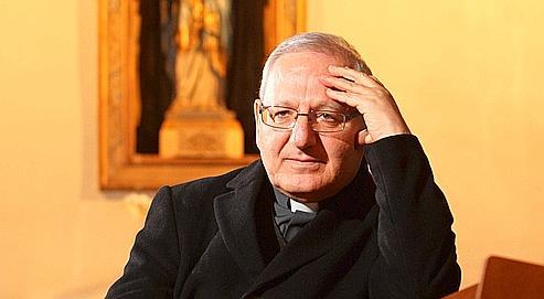 Patriarche chaldéen Mgr Louis Sako