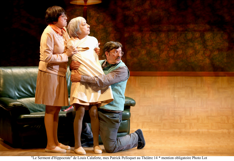Théâtre-Calaferte-Le Serment d'Hippocrate
