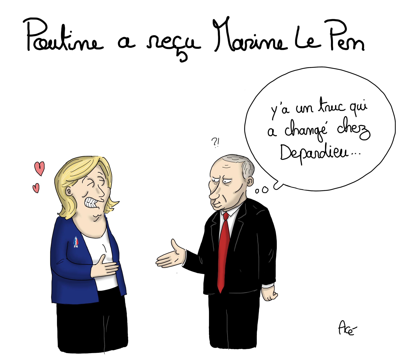 Marine-Le-Pen-Poutine-Dessin-Acé