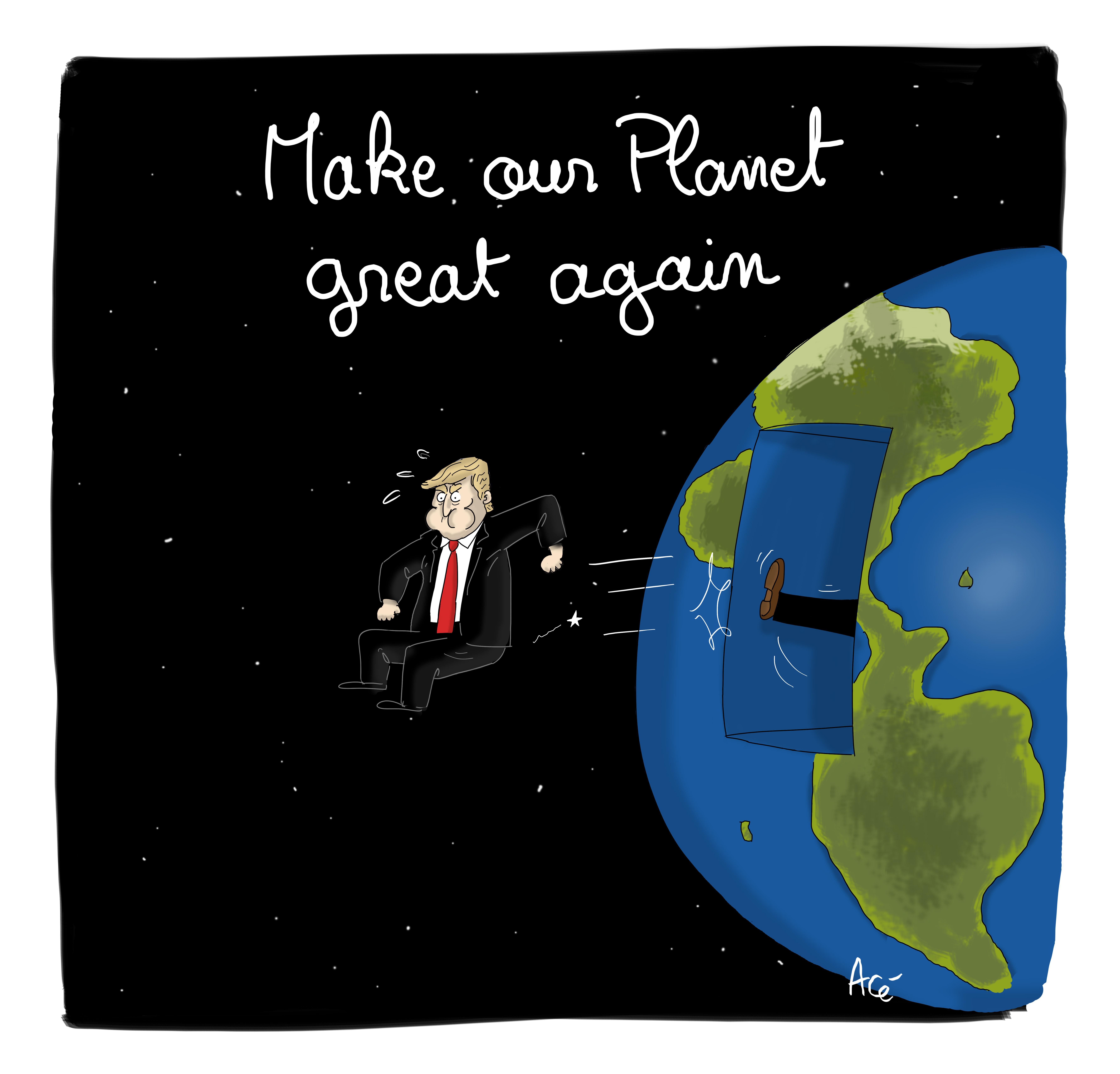 Trump-Iran-Ryad