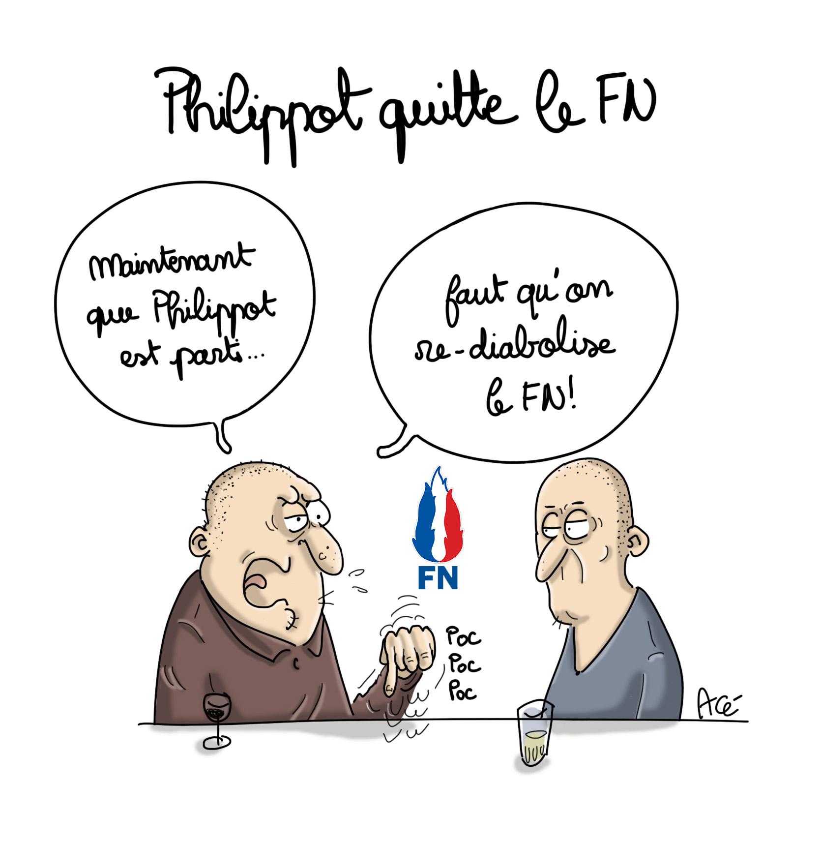 politique-FN-Le Pen-Philippot-Macron