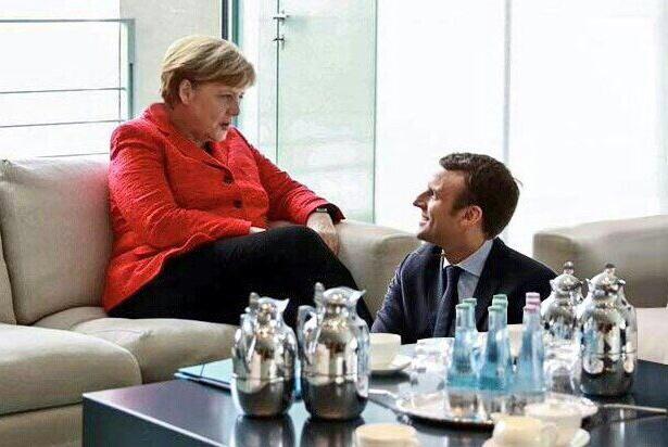 amour-politique-macron-merkel