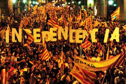 Catalogne-Indépendance-Espagne