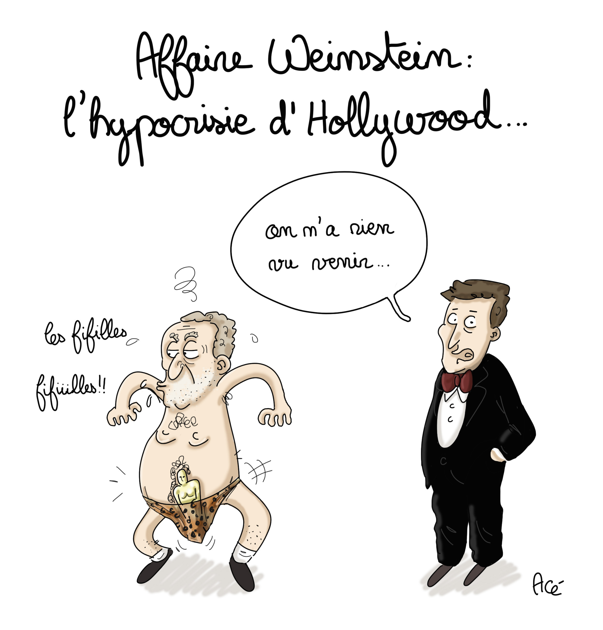 Weinstein-hollywood-capitalisme #balancetonporc