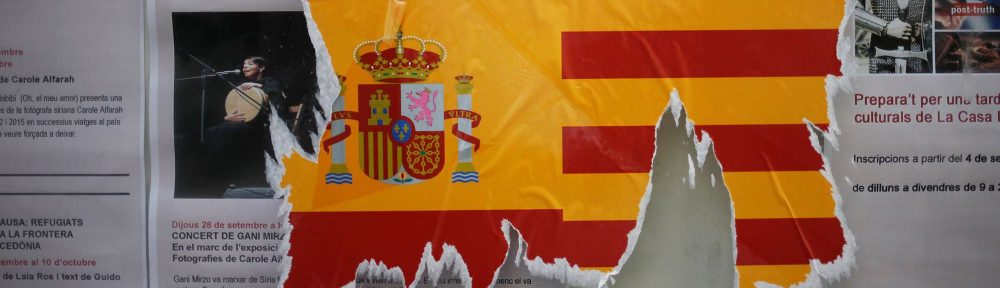 Catalogne-Espagne-Indépendance