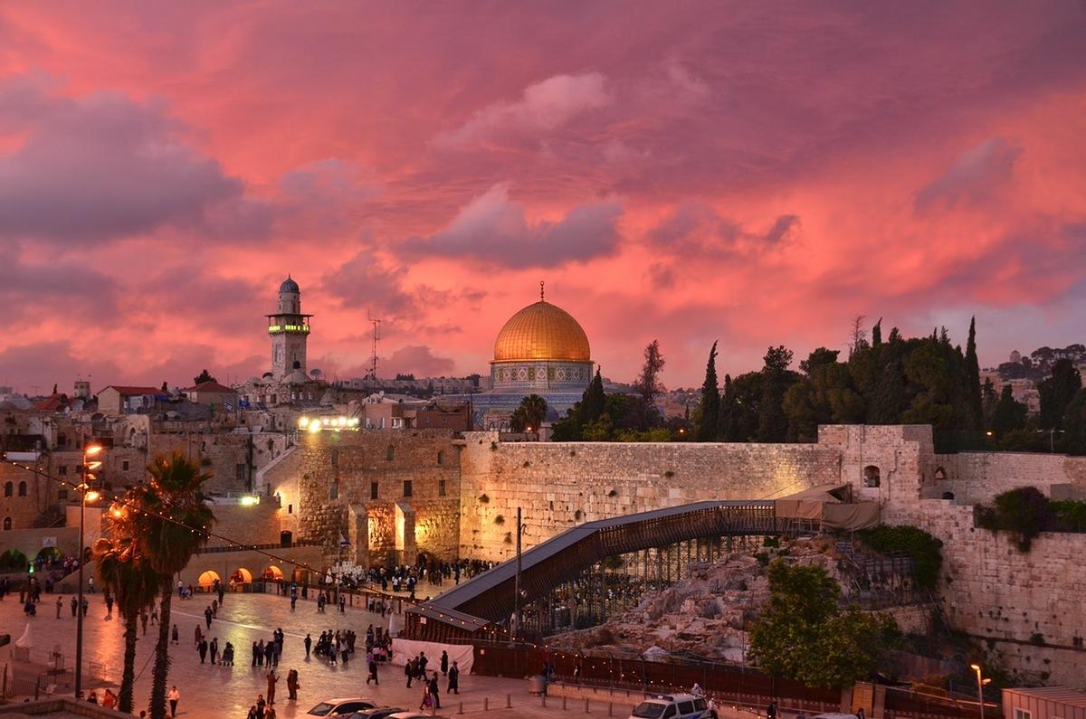 Palestiniens-Israéliens-Jérusalem