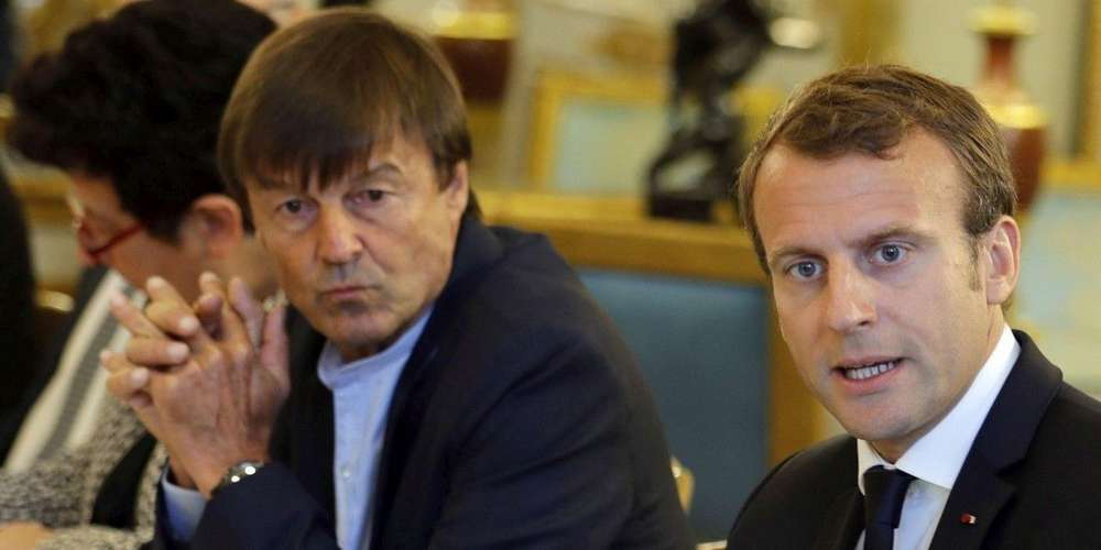 hulot-macron-démission-france