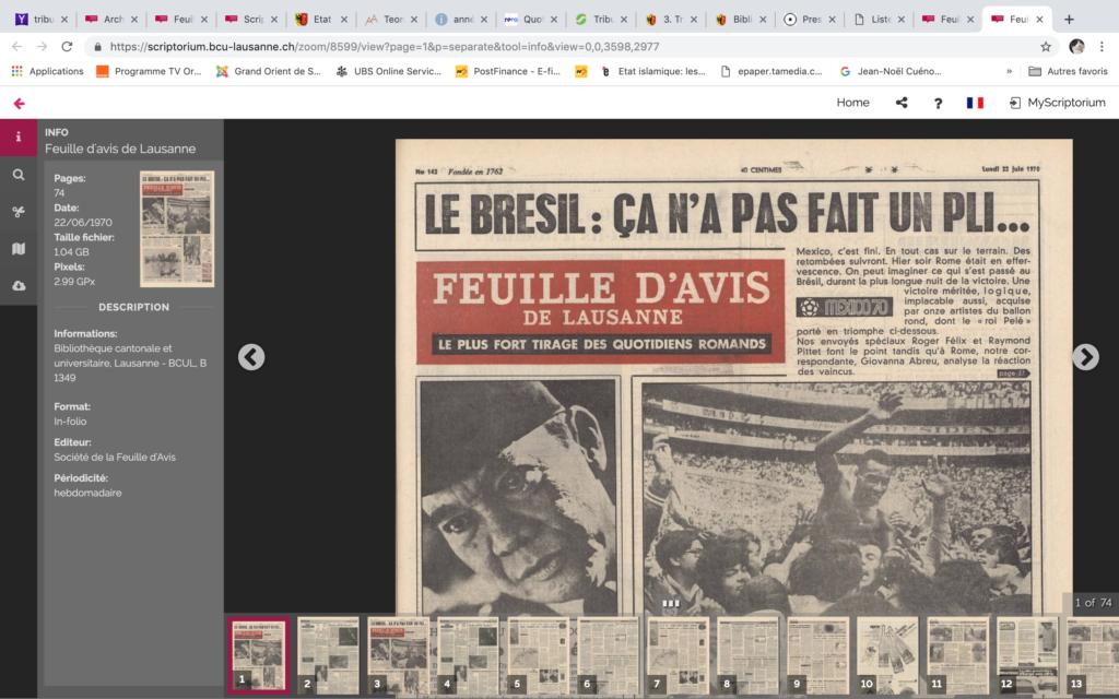 information-feuille-avis-lausanne-coupe-du-monde-foot