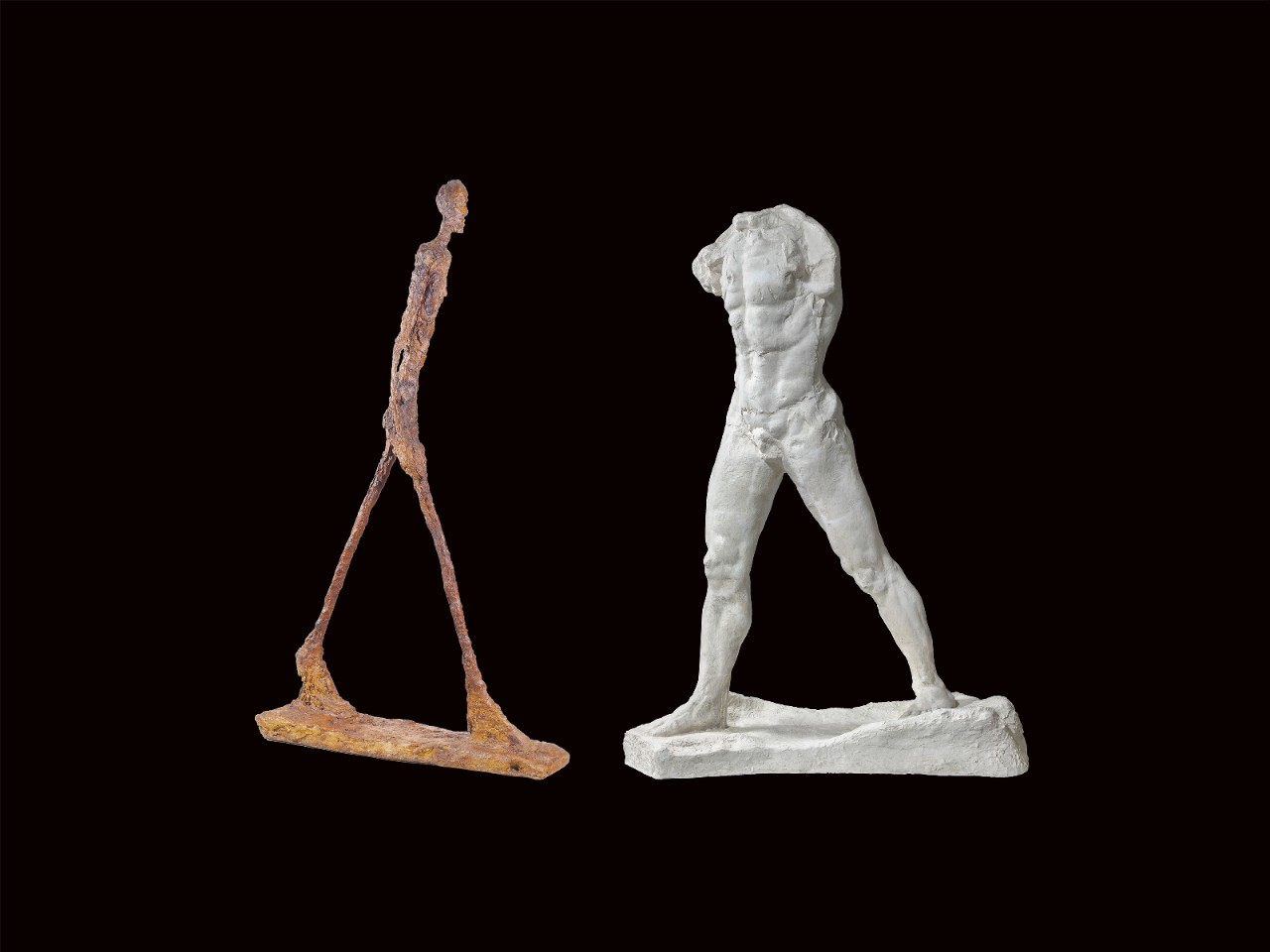 Rodin-Giacometti-Gianadda-sculpture-art
