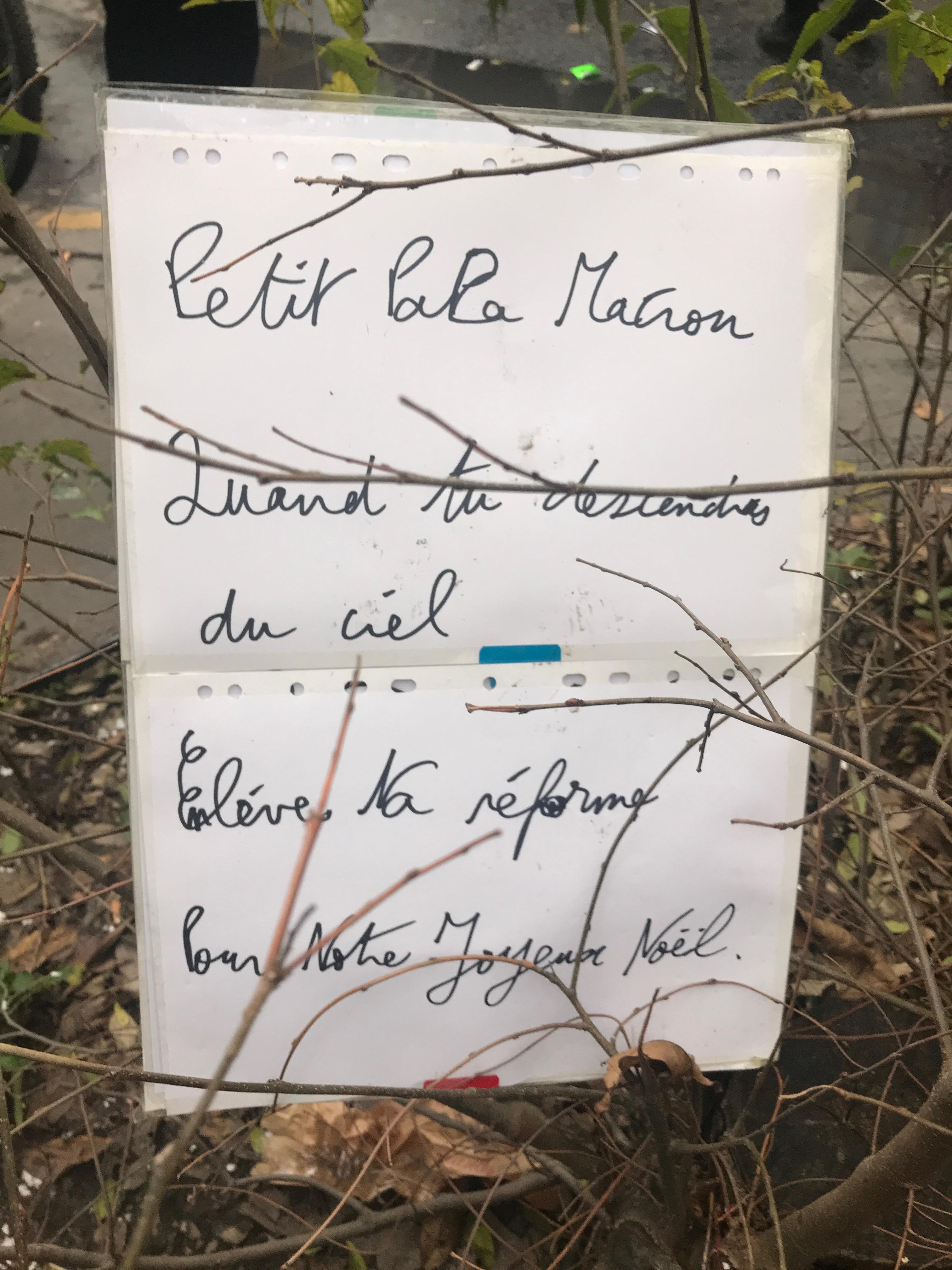 retraites-manif-Paris-lettre