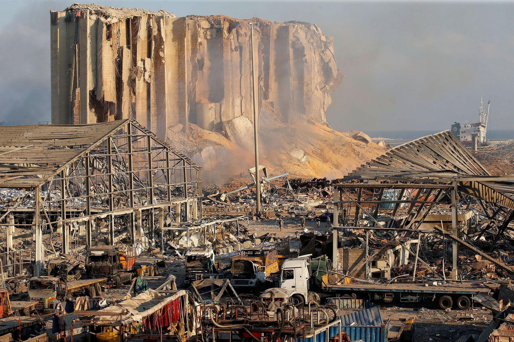 Liban-explosion-politique