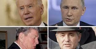 sommet-bien-poutine-reagan-gorbatchev