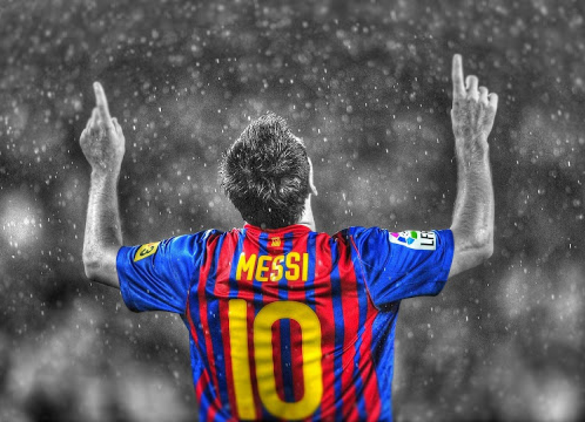 football-Messi