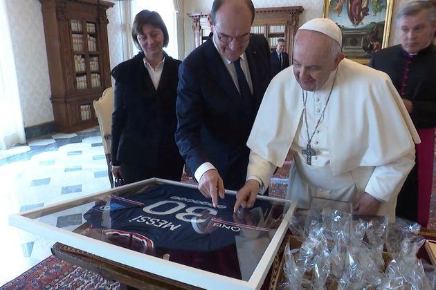 jea-castex-pape-françois-vatican-france-laïcité